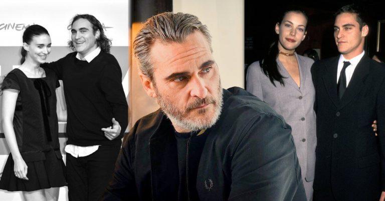 Joaquin Phoenix girlfriend and dating history
