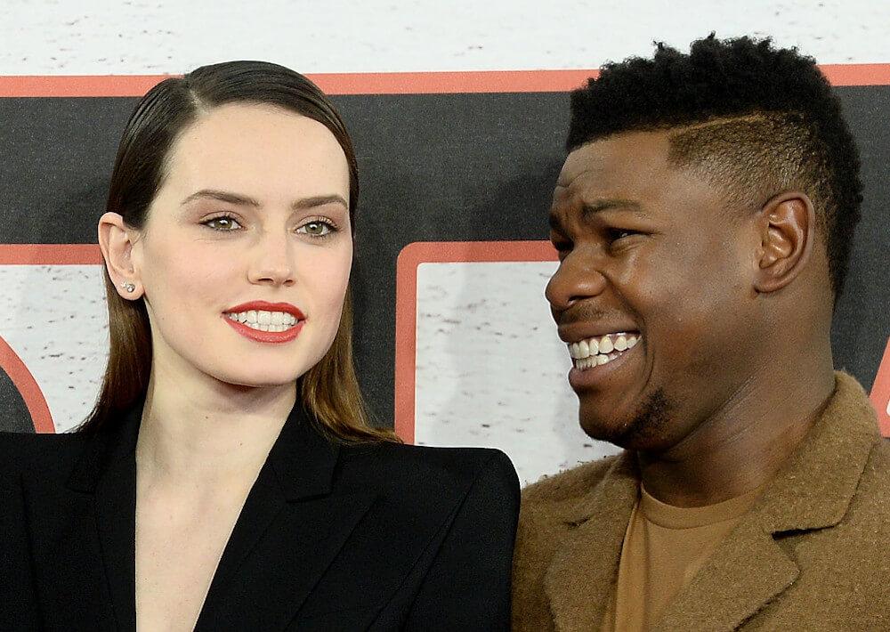 John Boyega and Daisy Ridley rumors