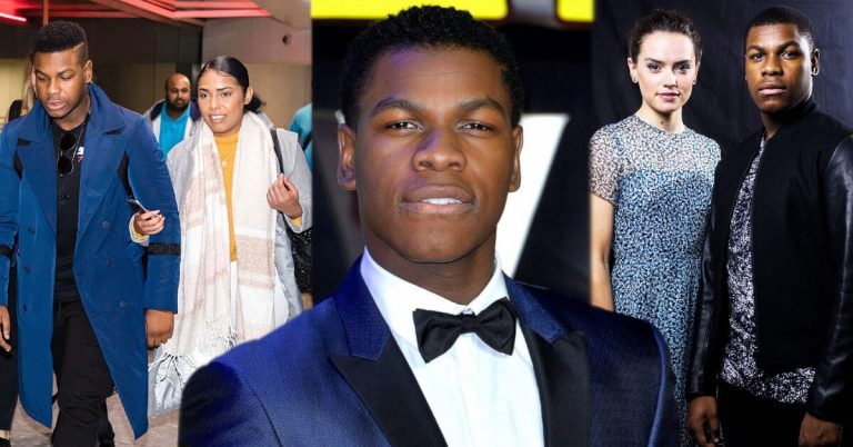 John Boyega girlfriend in 2021