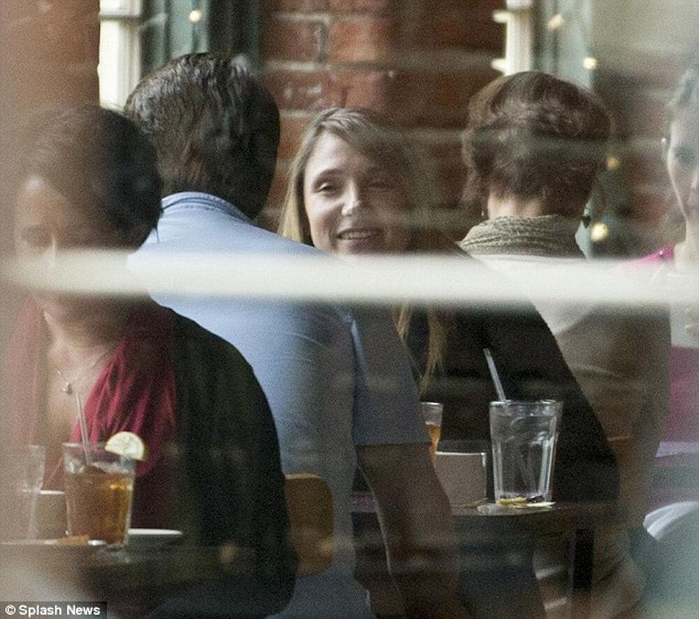 John Edwards and girlfriend Danielle King