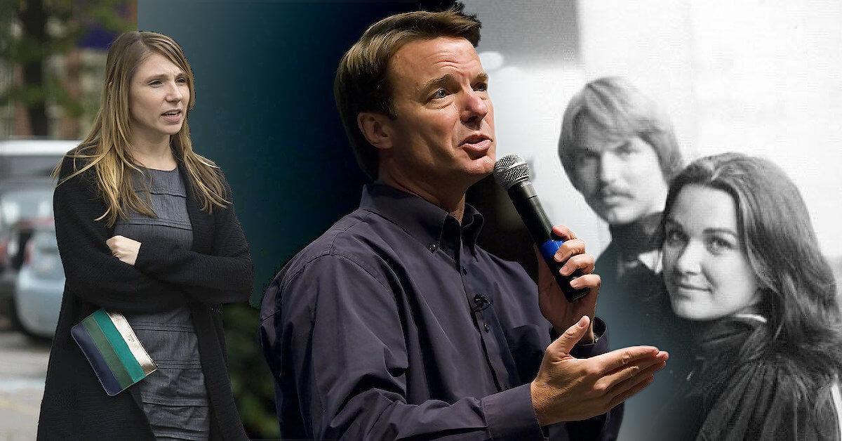 John Edwards girlfriend and dating history