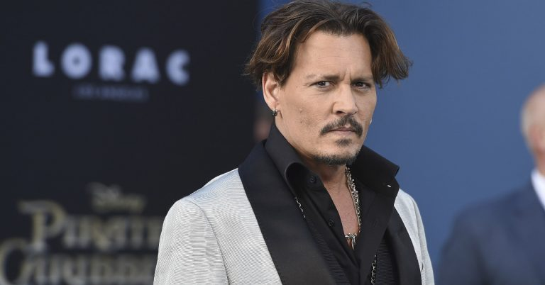 Johnny Depp Bio, Height & Age