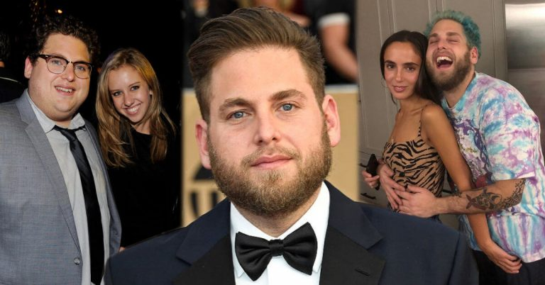 Jonah Hill girlfriend