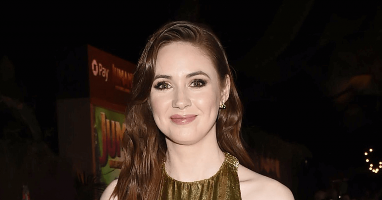 Karen Gillan Bio, Height, Age, Net worth