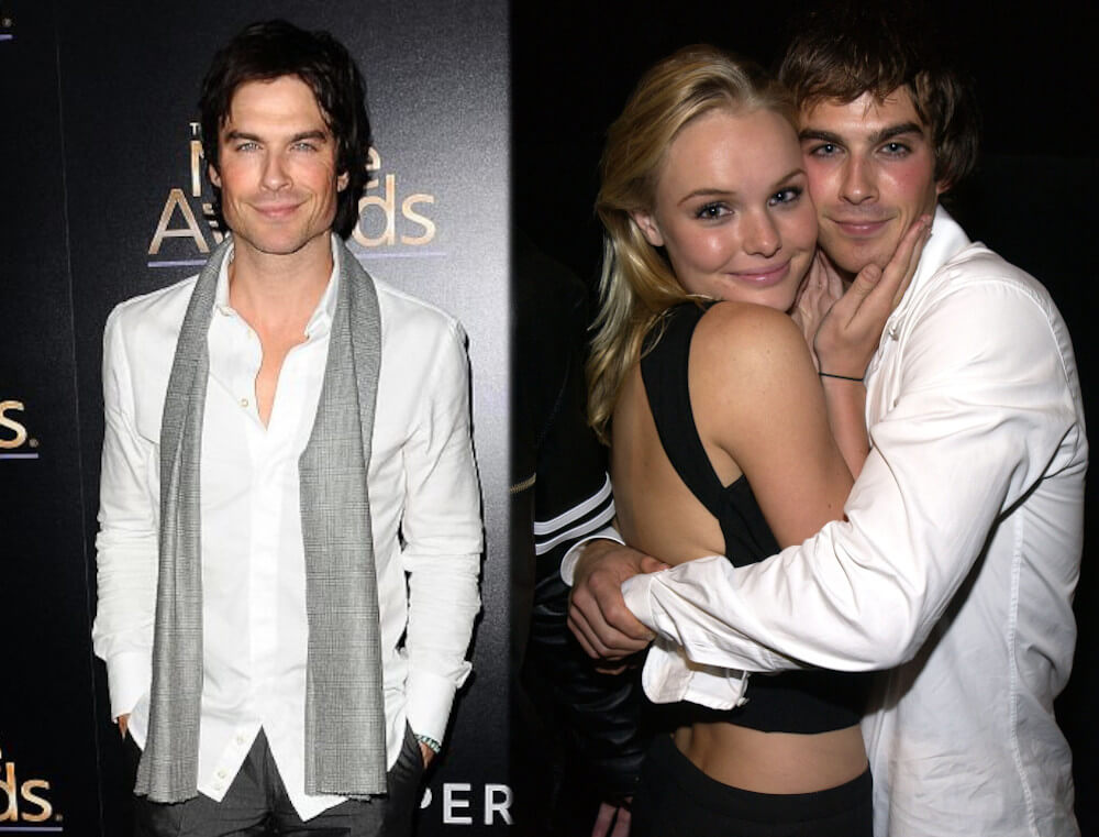 Kate Bosworth ex Ian Somerhalder