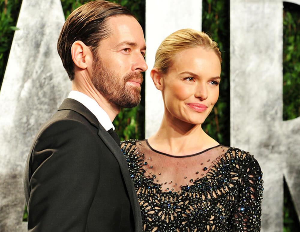 Kate Bosworth with husband Michael Polish