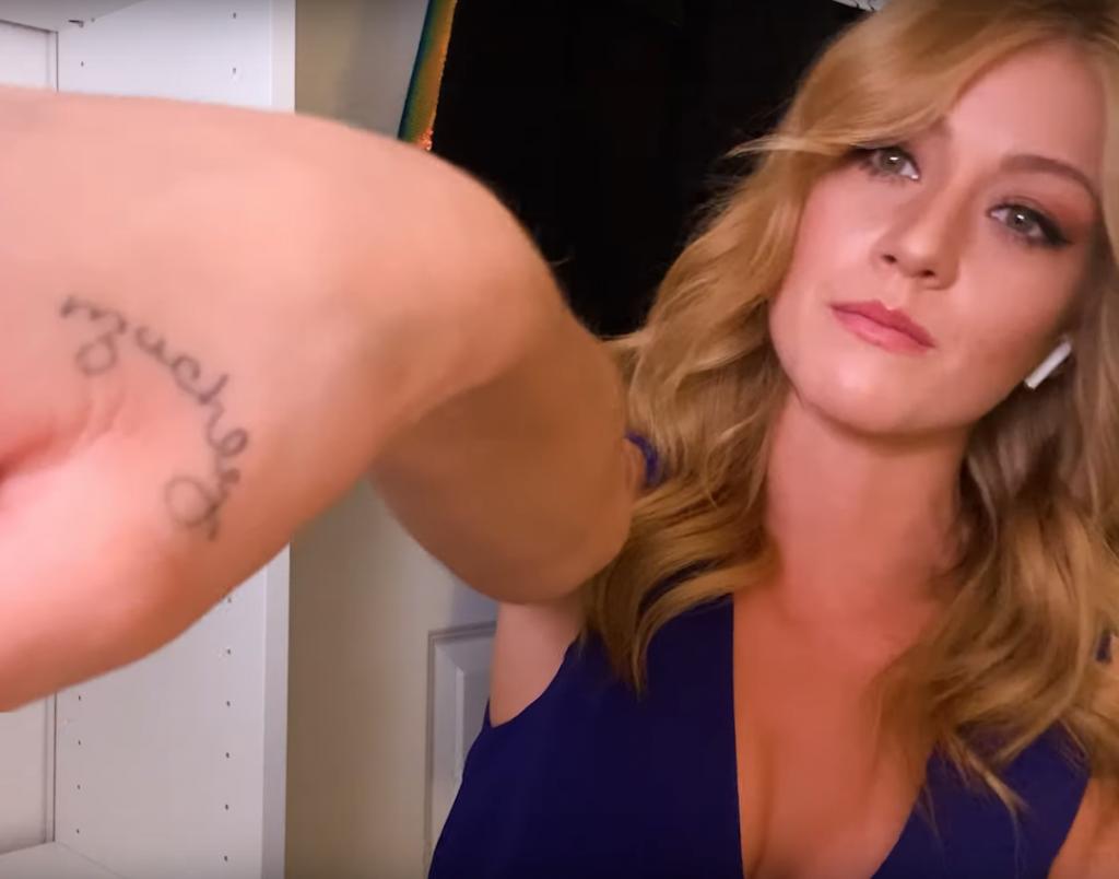 Katherine McNamara Muchly Tattoo