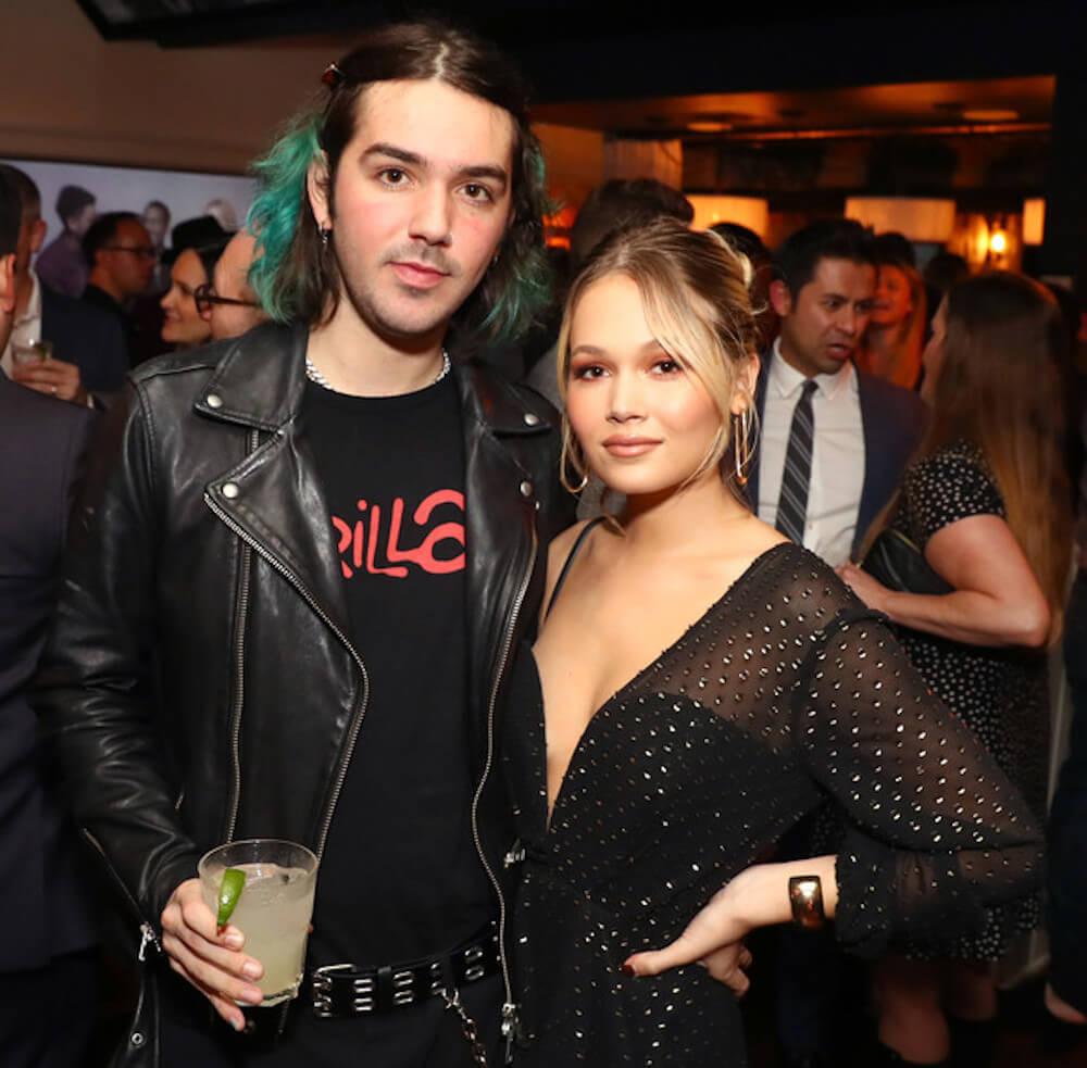 Kelli Berglund and current boyfriend Tyler Wilson