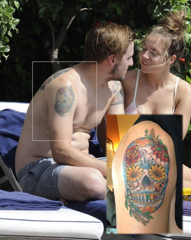 Kendall Schmidt Arm Tattoo