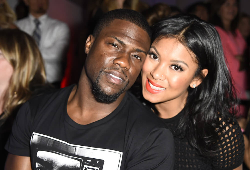 Kevin Hart and ex wife Torrei Hart