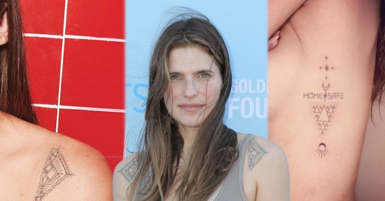 Lake Bell tattoos and meanings