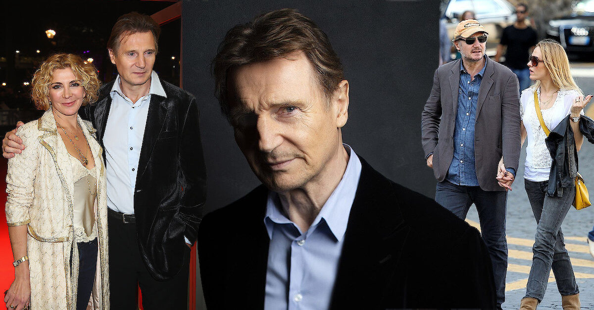 Liam Neeson wife and past affairs