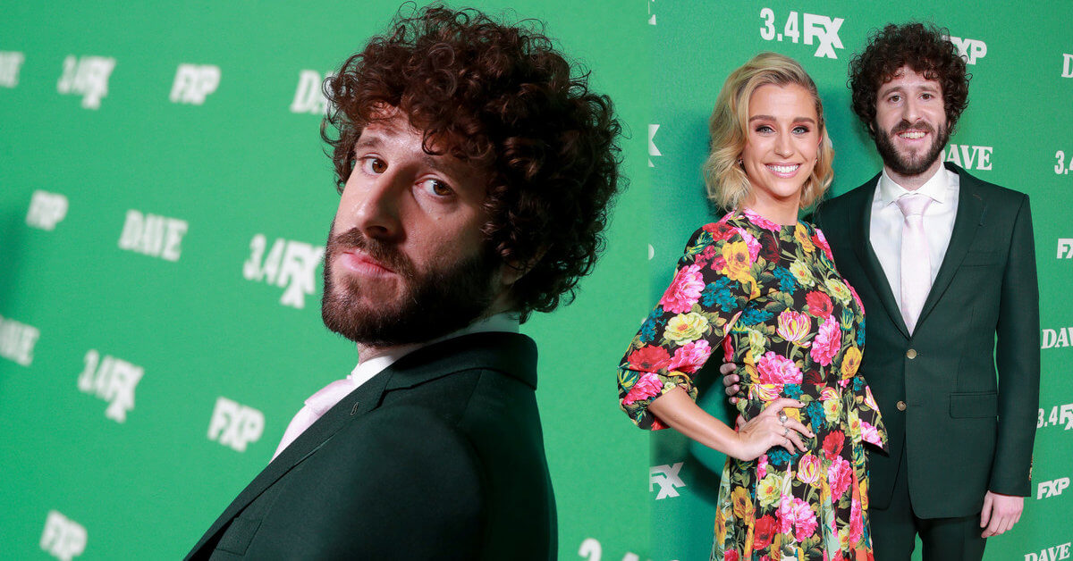 Lil Dicky girlfriend and dating history