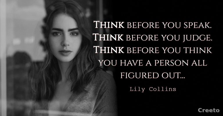 Lily Collins quotes and sayings