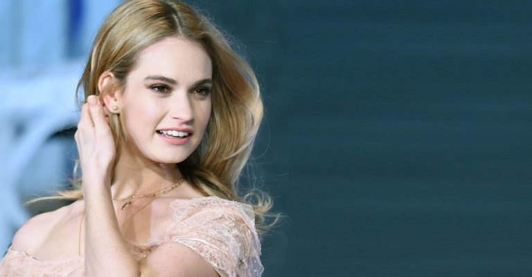 Lily James Height, Age & Bio