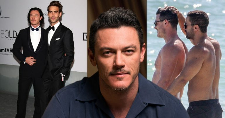 Luke Evans boyfriend and dating history