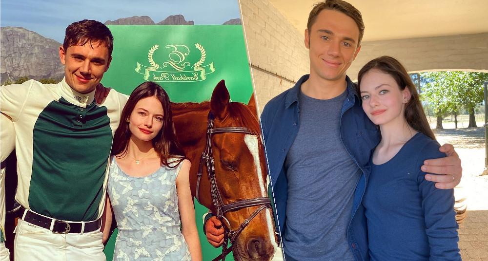 Mackenzie Foy and boyfriend, Calam Lynch