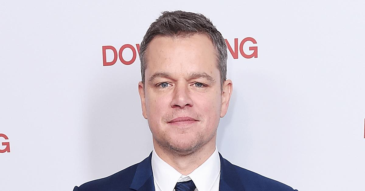 Matt Damon Celebrity Profile: Movies, Net Worth, Age, Wife ...