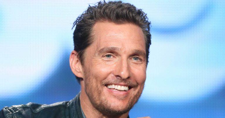 Matthew McConaughey Bio, Age, Height, Net Worth