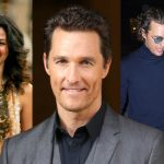 Matthew McConaughey and his wife