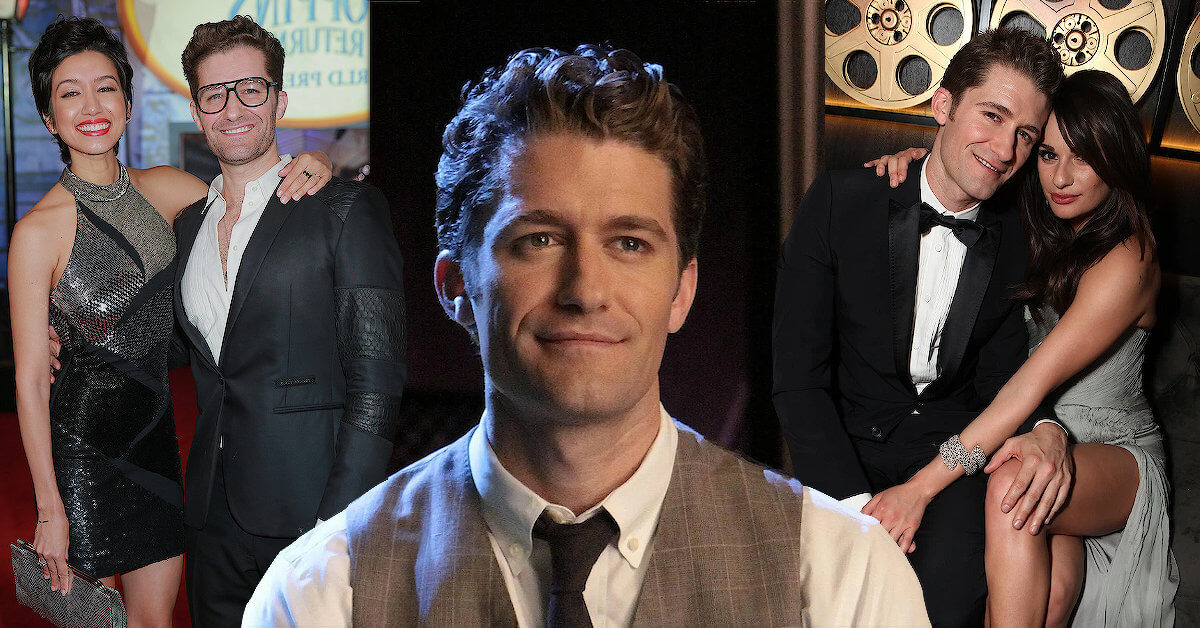 Matthew Morrison wife and past affairs