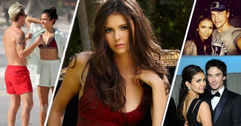Nina Dobrev boyfriend and dating history