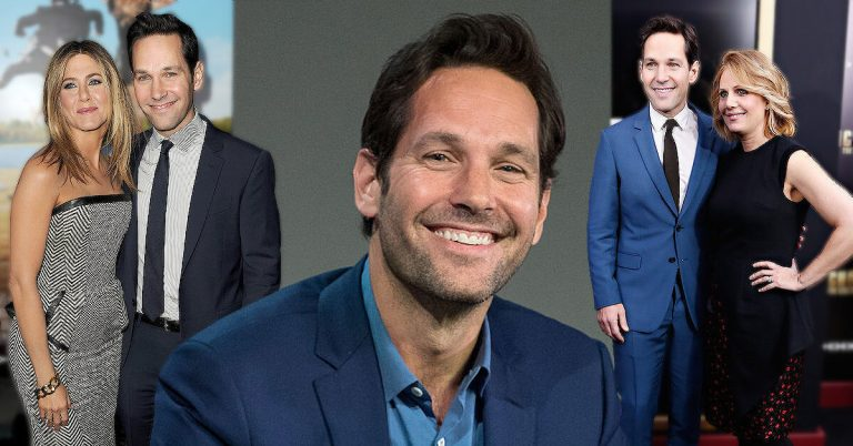 Paul Rudd wife and dating history