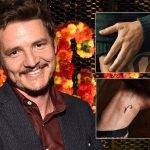 Pedro Pascal Tattoos