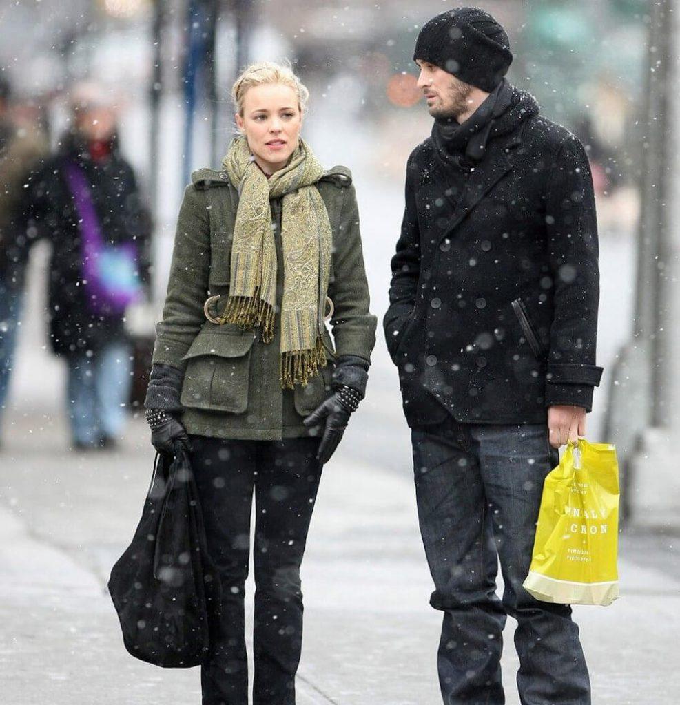 Rachel McAdams and boyfriend Ben Jackson