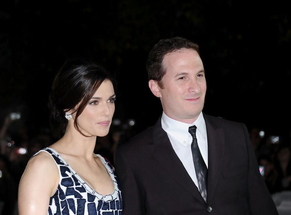 Rachel Weisz and ex Darren Aronofsky