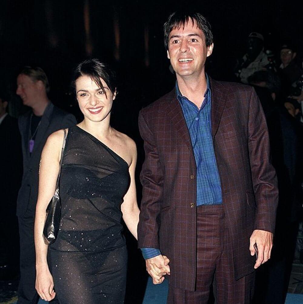 Rachel Weisz and ex boyfriend Neil Morrissey