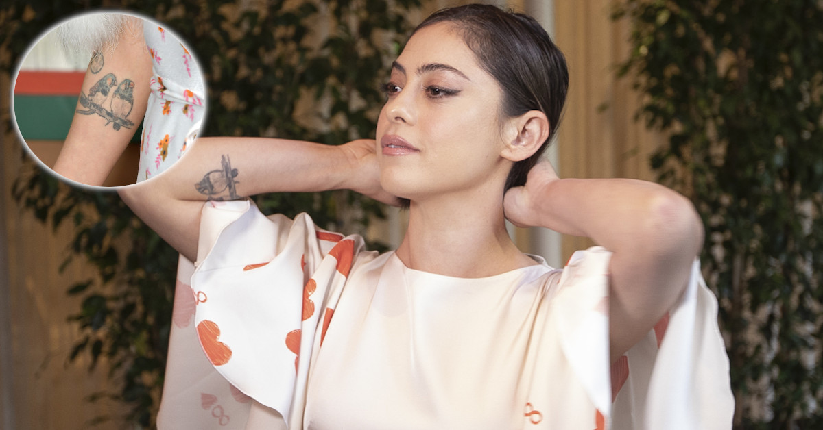 Rosa Salazar 2 Tattoos & Meanings