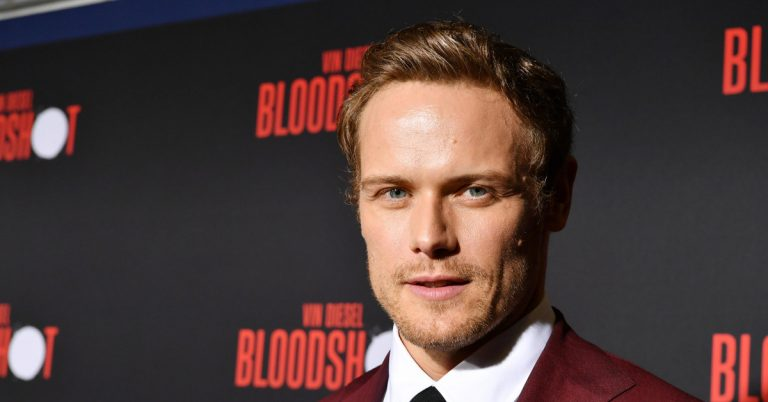 Sam Heughan Height, Age, Movies, Girlfriend, Net Worth