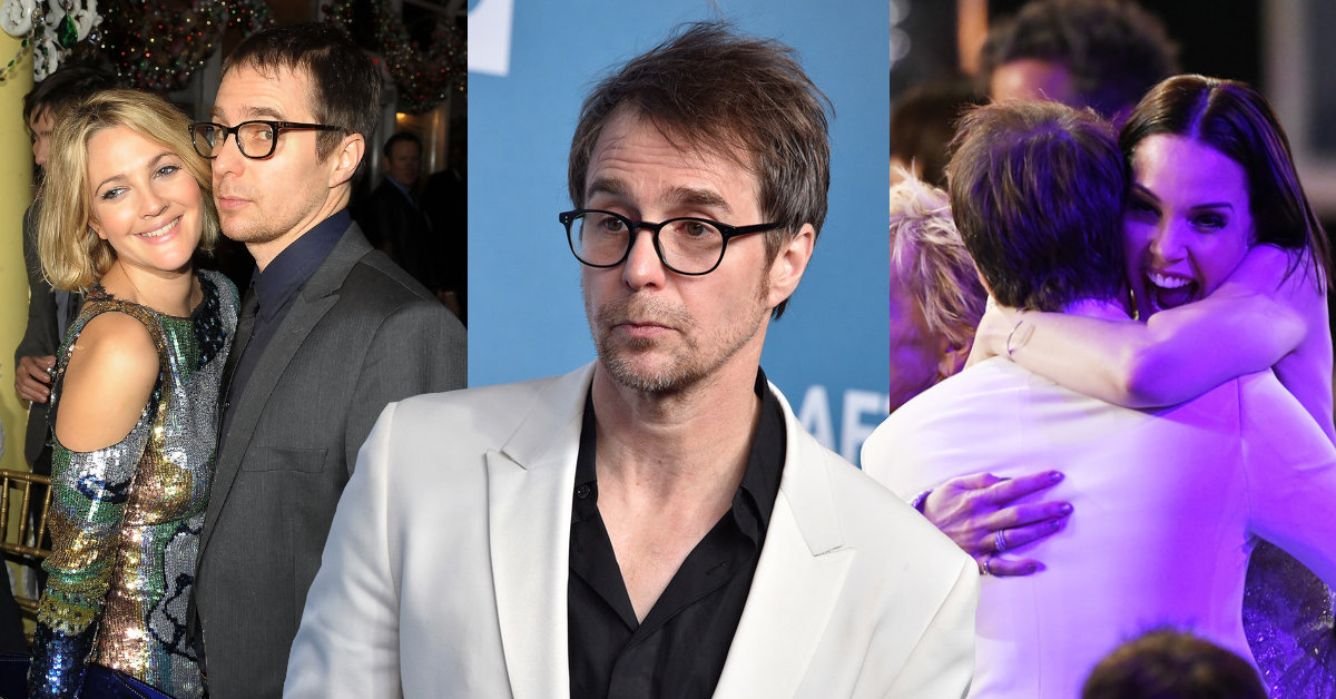 Sam Rockwell wife and dating history