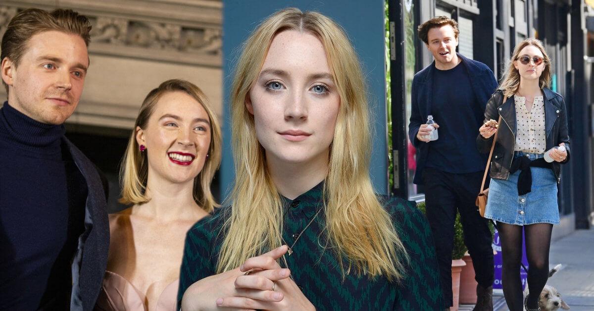 Saoirse Ronan boyfriend and dating history