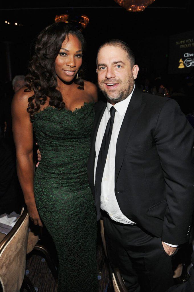 Serena Williams and ex Brett Ratner