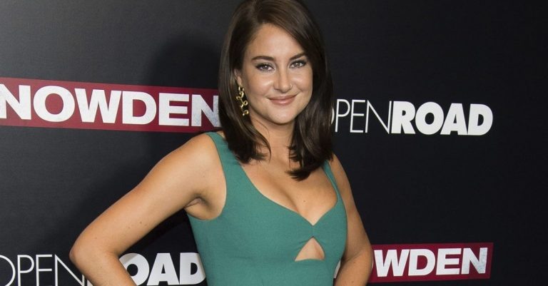 Shailene Woodley Height, Age & Weight