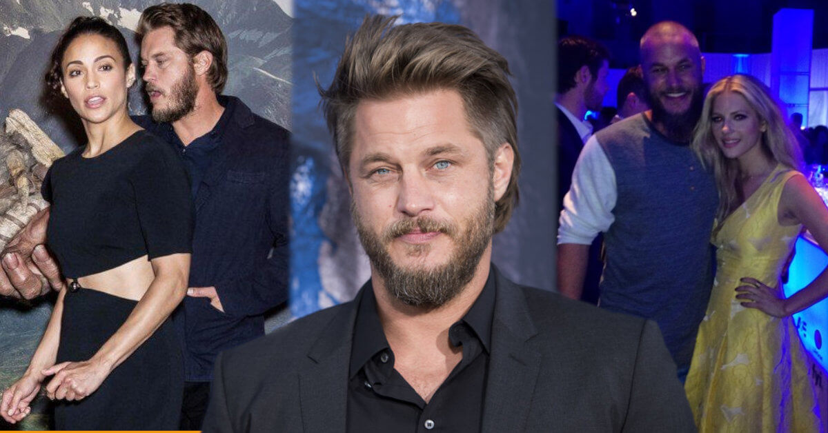 Travis Fimmel wife and dating history