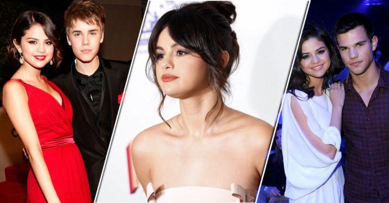 Selena Gomez dating history, her boyfriend
